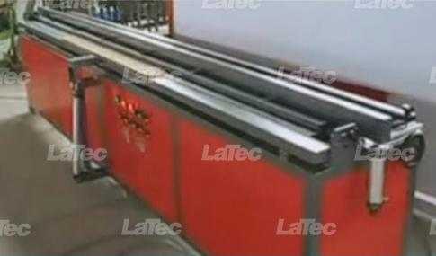 PLASTIC/ACRYLIC PLEXIGLASS BENDER SUITABLE FOR ACRYLIC BENDING UP TO 10 MM WIDE AND 3 M LONG